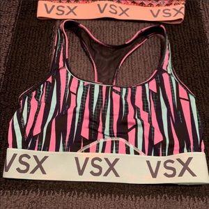Victoria's Secret Intimates & Sleepwear - M- set of 2 Victoria's Secret Sports Bra tips